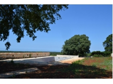 KOP-369, an old stone villa with panoramic sea view