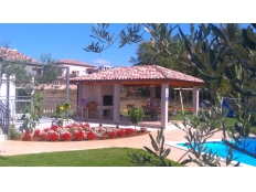 KOP-489, ANZIĆI, newer, spacious house, in a quiet location, partly with sea view